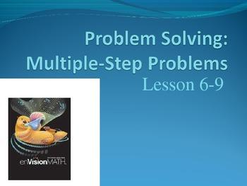 EnVision Math Unit 6-9