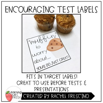 Encouraging Test Labels