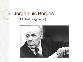Encuentros Maravillosos Chapter 1 Borges information