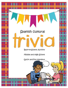 Spanish Cultural Trivia
