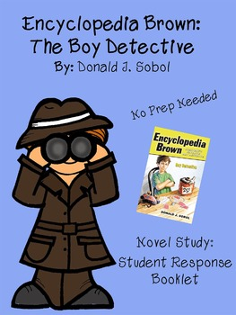 Encyclopedia Brown: The Boy Detective Readers Response