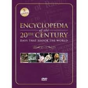 Encyclopedia of the 20th Century 1910-1919 fill-in-the-bla