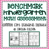 End Of Year Math Benchmark Assessment - Common Core Standa