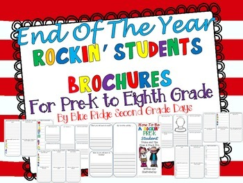 End Of Year Rockin' Students  Advice For Next Year's Class