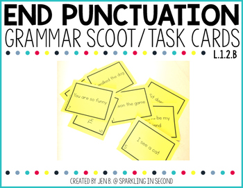 End Punctuation Scoot