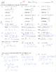 End behavior intercept factor zeros polynomials worksheet