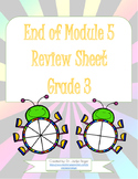 End of Module 5 Review Sheet