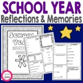 School Year Reflections & Memories Think Book Guided Journal