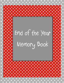 End of The Year Signature Book