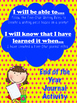 End of The Year Writing Advice for Future Second Graders -