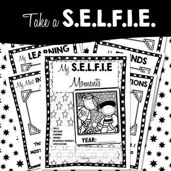 End of Year Activities {SELFIE}