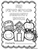 End of Year Summer Writing Activities and Memory Book Pack