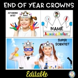 End of Year Awards Crowns