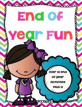 End of Year Fun