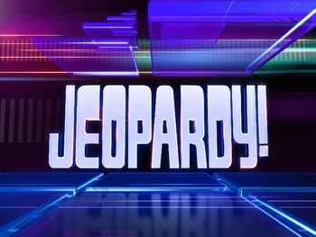 General Jeopardy Game 1