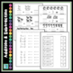 Common Core Math Assessment - Kindergarten