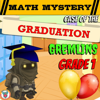 End of Year Activity: End of Year Math Mystery - Case of T