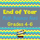 End of Year Math Review