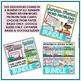 4th 5th Grade Fraction Word Problems Task Cards
