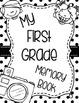 End of Year Memory Book {27 Pages} K-5th Grades