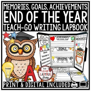 End of the Year Activities & End of Year Writing