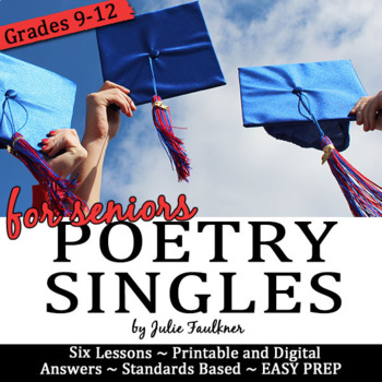 End of Year Poetry, Surviving Senioritis, Poetry Month Act
