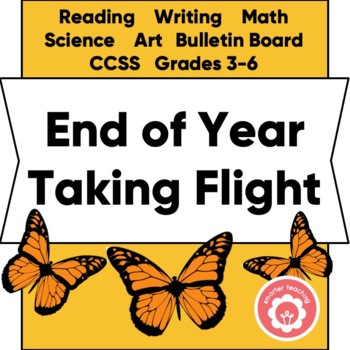 Beginning OR Ending The Year: Butterfly Theme