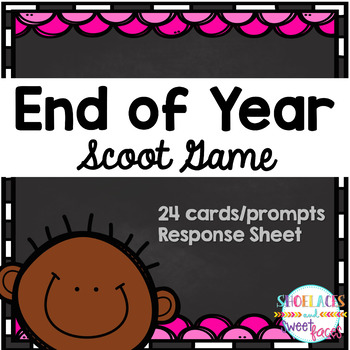 End of Year Scoot Game
