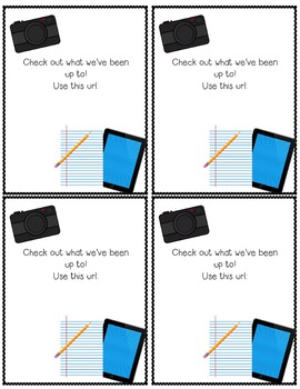 End of Year Slide Show Printable