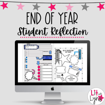End of Year Student Reflection- Google Drive