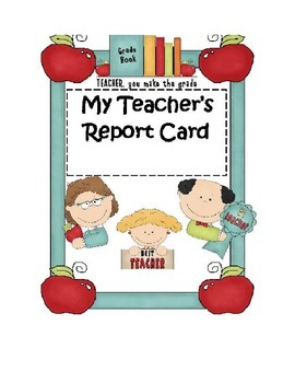 End of Year Teacher Report