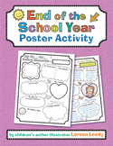 End of the School Year Poster Activity 2015-2016