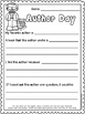 {End of the Year ABC Countdown} REFLECTION SHEETS & ACTIVI