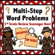 3rd Grade End of Year Activities: End of Year Math Review Bundle