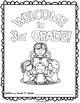 """End of the Year Activity: """"Welcome to 3rd Grade"""" For Your"""