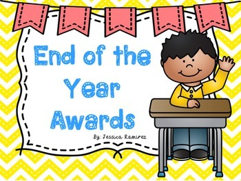 End of the Year Awards (Black and White)