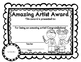 End of the Year Awards (B&W Version)