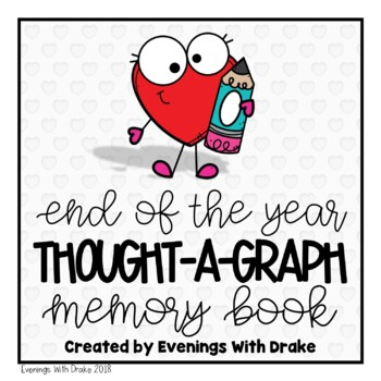 End of the Year (Thought-A-Graph) Autograph Book