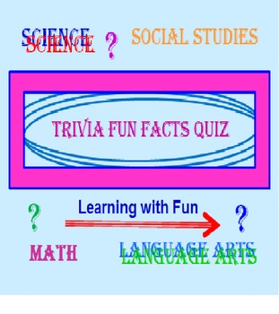 End of the Year FREE PREVIEW 5th and 6th Grade Trivia Quiz