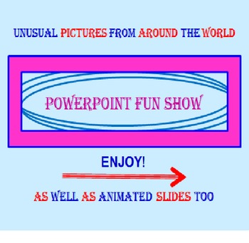 End of the Year FREE PowerPoint Fun Show PREVIEW