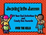 End of the Year Fun Activities (with Candy bar awards)