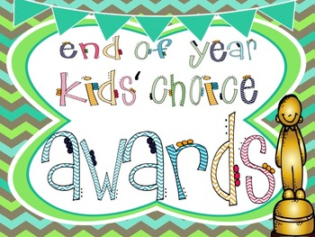 End of the Year Kids' Choice Awards