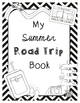 End of the Year Math Project for Upper Grades Road Trip fr