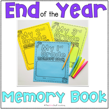 Primary Memory Book