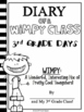 3rd Grade End of Year Memory Book: Diary of a WIMPY Class!