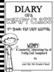 5th Grade End of Year Memory Book: Diary of a WIMPY Class!