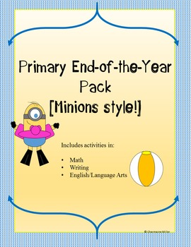 Minions end-of-the-year pack