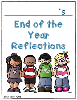 End of the Year Reflection/Memory Book - IB International