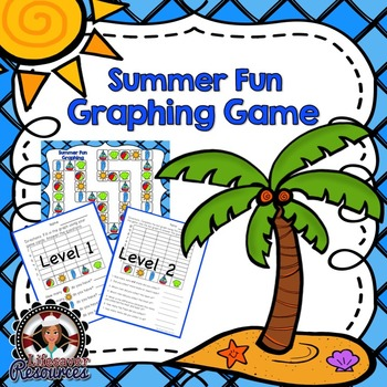 End of the Year Summer Graphing Game