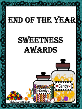 End of the Year Sweetness Awards - Freebee